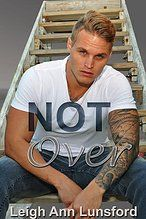 Cover To Cover Book Blog | Not Over Cover Reveal