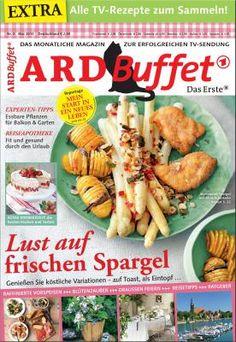 ARD Buffet Magazin 5/2015 Lust auf frischen Spargel