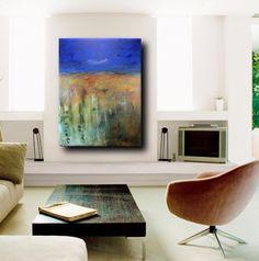 quadro astratto per soggiorno e cucina ufficio aumenta il pregio del ...