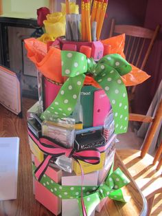 "My best friend Abbie make me a ""Teacher Cake"" as a graduation present. It was awesome!"