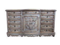 Traditional French Dresser Eva | The Koenig Collection - Unique Home Furnishings