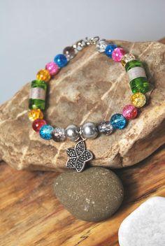 AprilSchrill - buntes Armband von DaiSign auf DaWanda.com