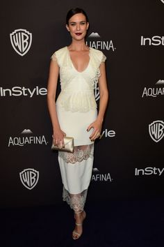 Odette Annable – InStyle And Warner Bros. Golden Globe Awards 2016 Post-Party in Beverly Hills Celebrity Red Carpet, Celebrity Style, Odette Annable, Golden Globes After Party, Cut Clothes, Glamour, Hollywood Fashion, Party Looks, Impressionism