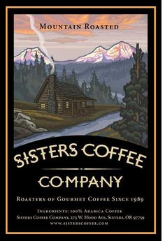 Accessories | Sisters Coffee Posters & Stickers | Custom Roasted Coffee | Sisters Coffee Company