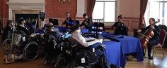 Computer Interface Allows Disabled People to Control Musical Performance - wow the potential for this to be integrated into performance are endless - remote control!!