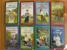 Anne of Green Gables series is so fun and interesting to  read that It inspired the actress who first played her to change her name to Anne Shirley. And PBS made a series of movies on it and even American TV concluded the  series with THE CONTINUING SAGA of Anne.
