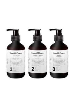 Triumph & Disaster Exclusive to Onceit : Shampoo + Conditioner + Body Wash
