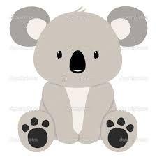 Resultado de imagem para coala desenho