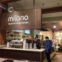 """""""Productive morning at one of my fav Cafe places @milanoroasters"""" Image by @almdudler360"""