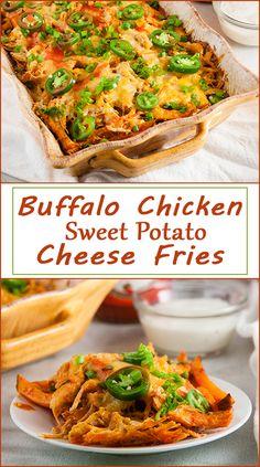 Buffalo Chicken Swee
