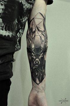 INK Tattoo Blackwork