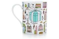 Love, love, love this Tiffany mug ...
