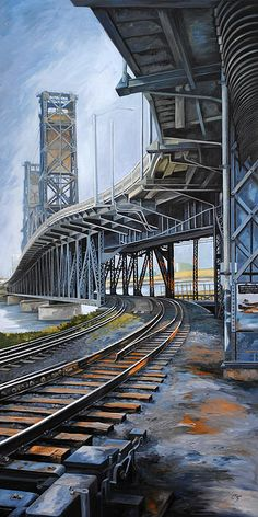 Steel Bridge 2012  by Chris Steinken