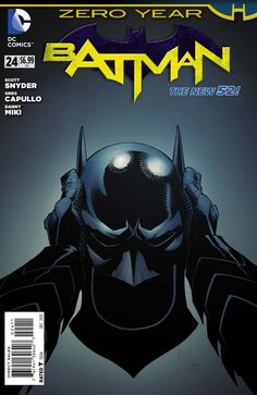 Batman #24 - Zero Year: Dark City, Part One released by DC Comics on December 2013.