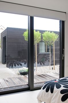 Spectacular split level home in Sweden: Villa Nilsson