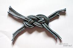 I want to make this nautical bracelot!