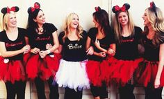 Solteras en Disney Las Despedidas - LaPlanner