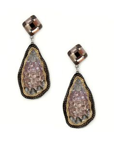 Mystical Cave Earrings