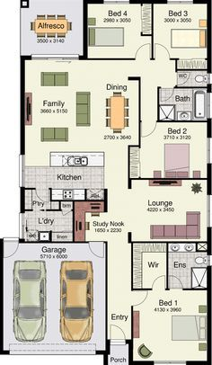 I could easily move into this home tomorrow...