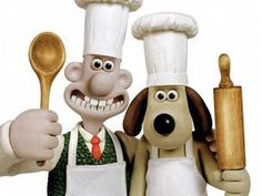 Wallace and Gromit are the Best!