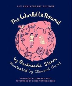 'A Rose Is A Rose Is A' 75-Year-Old Kid's Book By Gertrude Stein
