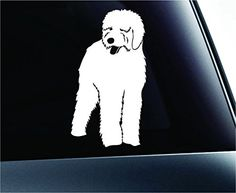 Goldendoodle Dog Symbol Decal Paw Print Dog Puppy Pet Family Breed Love Car Truck Sticker Window (White) ExpressDecor http://www.amazon.com/dp/B00SVUZEW0/ref=cm_sw_r_pi_dp_aD52ub14C8JZN