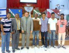 Congresso de Missões - Mesquita/RJ