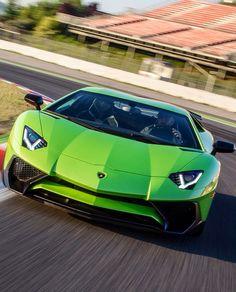 Lamborghini Aventador looking mean af