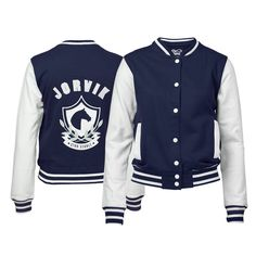 I really wanted to buy this jacket but well... -- Star Stable Baseball Jacket