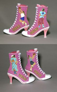 beaded sneakers - Google Search