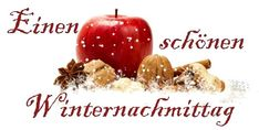 Good Afternoon, Caramel Apples, Happy Day, Christmas Cards, Fruit, Food, Sauna, Winter Coffee, Christmas E Cards