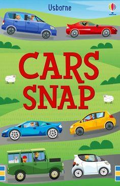 A Snap sorozat újabb tagja 52 kártyával mutatja be a különböző autóféléket.  A klasszikus snap kártyajátékon kívül memory-t is játszhatunk ezzel a paklival (fajtánként 4 darab azonos képet tartalmazó kártya van benne, tehát 13 különböző kép), vagy akár út közben egy-egy lapot húzva nézhetjük a szembe jövő autókat és kereshetünk azonos formájút vagy színűt!