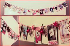 Merry&Bright...Lasciati ispirare da Instax e crea la tua ghirlanda natalizia! Special thanks to Zodio Italia & Francesca R.