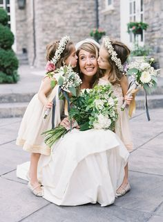 Photography: Brett Heidebrecht - brettheidebrecht.com Read More: http://www.stylemepretty.com/2014/01/14/castle-cliff-estate-wedding-part-i/