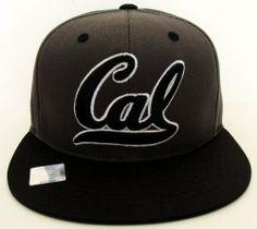 Cal Golden Bears Retro Logo 2 Tone Snapback Cap Hat Charcoal Black . $19.99. Brand new retro snapback cap. Embroidered team logos. Snapback design. One Size Fits Most.