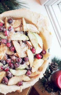 Winter Berry Pie | IHOD