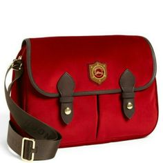 LONGCHAMP Fantaisy Hobo Logo-engraved goldtone hardware and smooth, leather trim refine a bold hobo bag fronted with a signature embroidered applique. An adjustable crossbody strap adds chic versatility to the lavish look.  Color: Carmine Top zip closure with magnetic-snap tabs. Exterior slip pockets. Interior zip pocket. Velvet cotton with leather trim.  Used twice and still in excellent condition. No stains or holes. No accessories. Longchamp Bags Hobos
