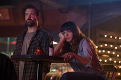 'COLOSSAL' Teaser Shows Anne Hathaway's Kaiju-Controlling Dancing Skills