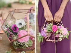 How to Have a Geometric-Inspired Wedding Geometric Wedding, Graphic Patterns, Save The Date, Wedding Flowers, Wedding Invitations, Wedding Inspiration, Plant, Shapes, Table Decorations