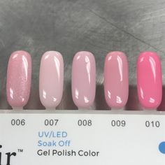 Gelixir collection gel polish UV/LED soak off gel polish colors. Please scroll down to choose the colors you want. Get 007 next time. Gel Polish Colors, Gel Nail Polish, Nail Colors, Sinful Colors, Gel Nail Removal, Mauve Nails, White Nails, Natural Gel Nails, Soak Off Gel