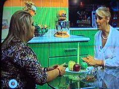 Pilarica Tarotista Ritual en Cocinemos Juntos con Many Muñoz 29 julio 2013