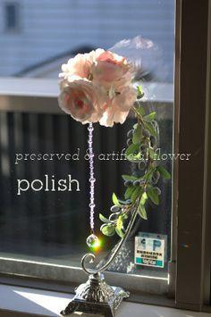 サンキャッチャーの画像 | ●ポリッシュ●静岡,お花のチカラで自分磨き【アーティフィシャルフラワー…