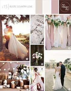 Oh for the love of all things country! It's amazing how popular the Rustic/Vintage/Country look is now. It seems brides these days are trying to portray a much more natural, relaxed and earthy feel to their big day. If you are thinking of a planning a Rustic Country theme to your wedding day, the words: twine, burlap, bunting, hay bales, chalkboards and vintage lace will probably feature quite heavily when describing the smaller details.