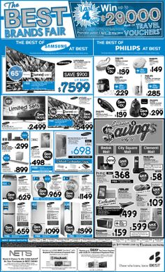 Straits Times Advert - 23 May 2014 The BEST Brands Fair (Last 4 Days!)  Click here to view or zoom:  http://go.bestdenki.com.sg/best-adverts/press-advert-23-may-2014