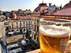 Pura Vida Sky Bar - terasă rooftop - Centrul Vechi Sky Bar, Rooftop Bar, Bucharest, Romania, Pura Vida