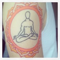 Meditating tattoos - Google Search