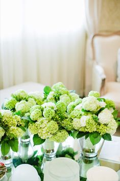 Wedding Venue Charlottesville, VA | Shades of Green | flowers by Southern Blooms  Pippin Hill Farm