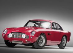1963 Aston Martin DB4 GT Lightweight