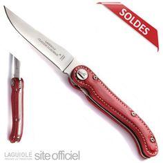 Une belle idée cadeau pour la St Valentin : Un couteau Laguiole nouveau design pour les femmes !