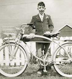 old photos of the 50s | Online '50s-era video about making Columbia bicycles » Biking Bis